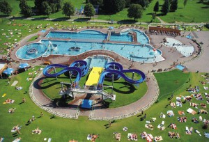 Aquapark Olešná